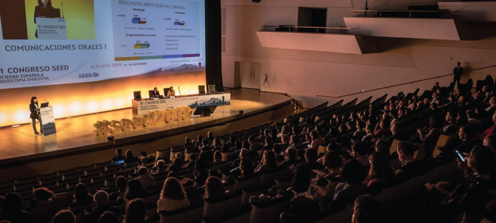 Noticia Congreso SEED 2019 Alicante